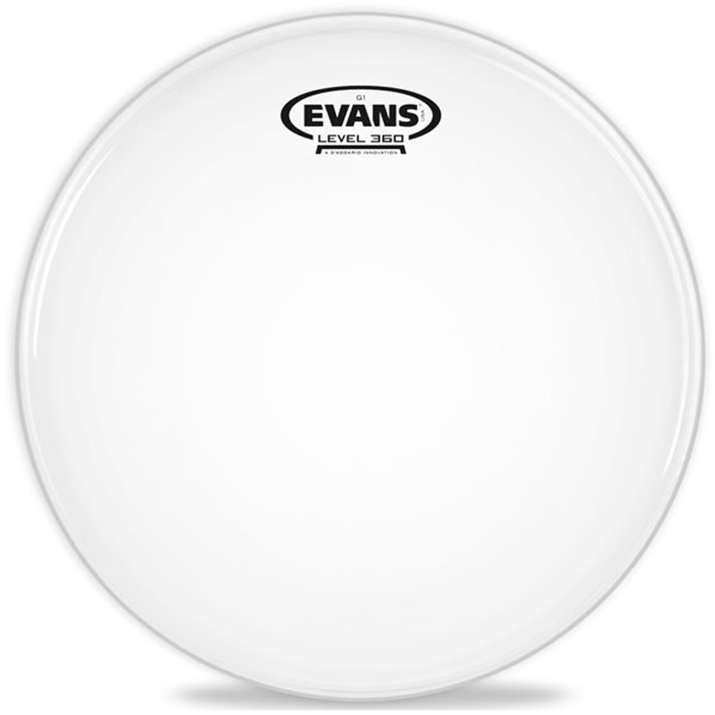 Evans B08G1 8 Inch G1 Coated Tom/Timbale - Bananas At Large®