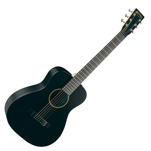 Martin LX Black Little Martin - Bananas at Large