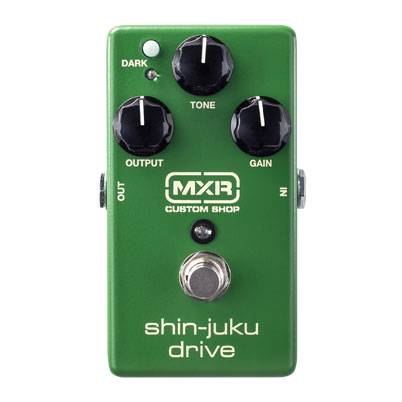 MXR CSP035 Custom Shop Shin-Juku Drive - Bananas at Large