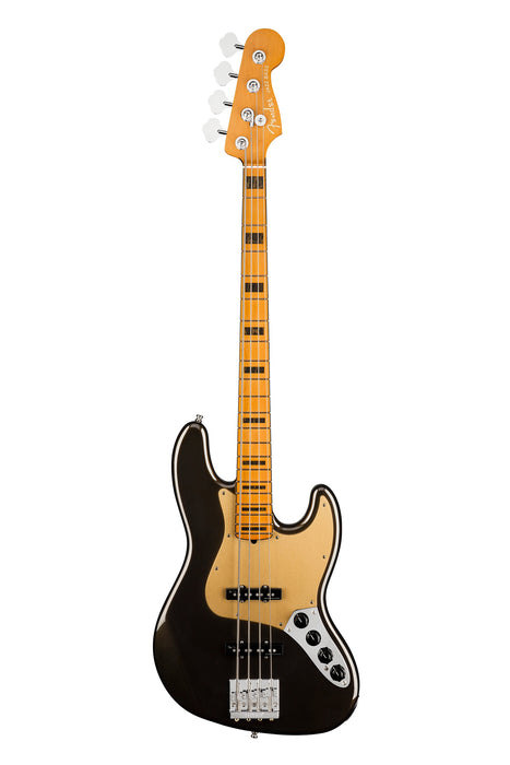 Fender American Ultra Jazz Bass - Texas Tea with Maple Fingerboard