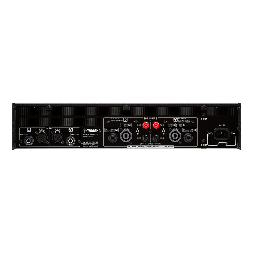 Yamaha PX5 PX Series Power Amplifier - Bananas at Large - 3