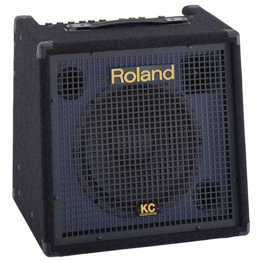 Roland KC350 4-Channel 120-Watts Stereo Mixing Keyboard Amplifier - Bananas at Large