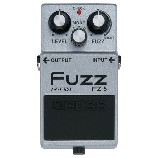 Boss FZ-5 Fuzz Pedal - Bananas at Large