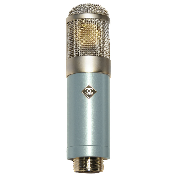 ADK Microphones TC-67 Class A Fixed-Cardioid Tube Condenser Microphone w/ Acc'y - Bananas At Large®