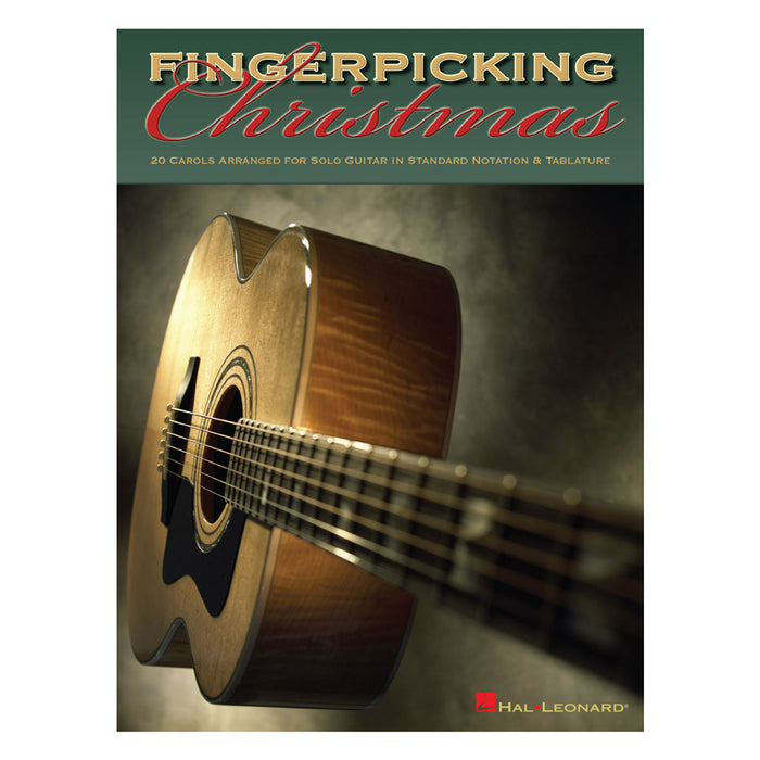 Hal Leonard Fingerpicking Christmas