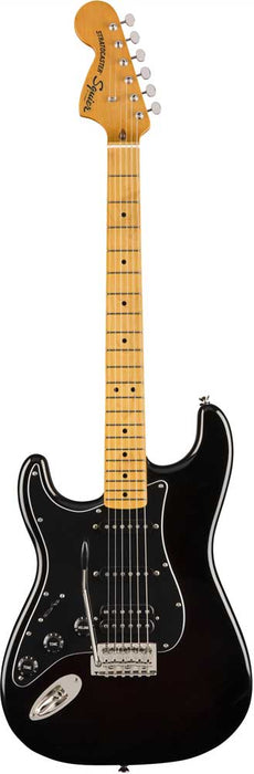 Squier Classic Vibe 70s Stratocaster HSS Left Handed - Black