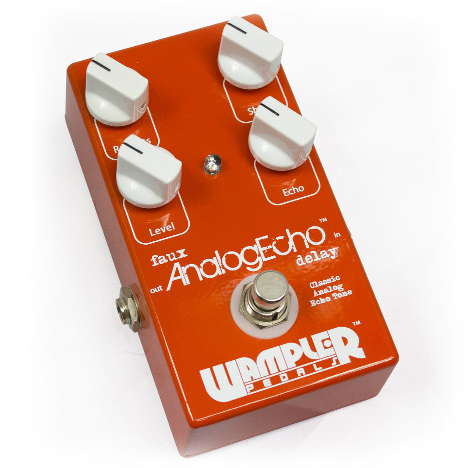 Wampler Faux Analog Echo Pedal - Bananas at Large
