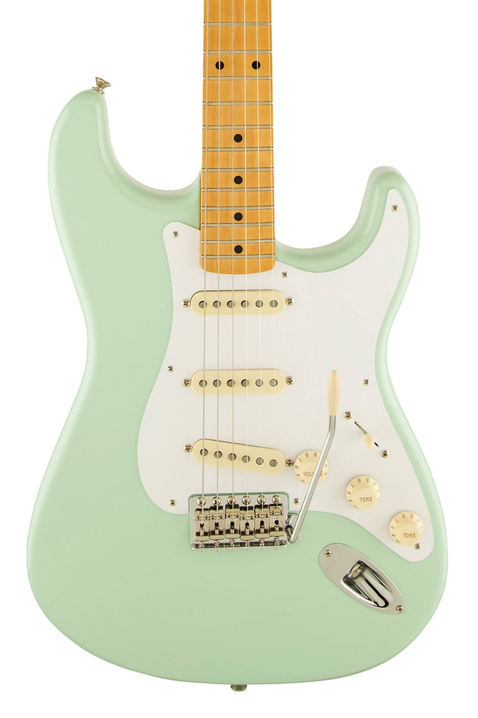 Fender Classic Series 50s Stratocaster Maple Fingerboard Surf Green