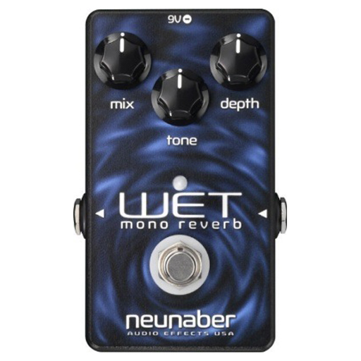 Neunaber Wet Mono Reverb (True ByPass Upgrade) - Bananas at Large