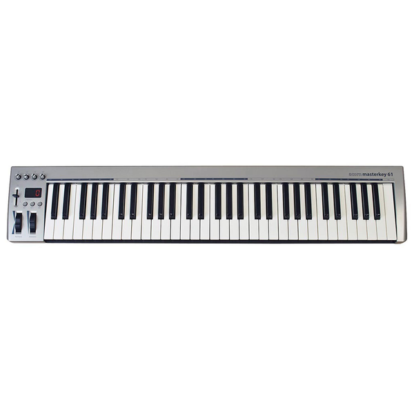 Acorn Instruments Masterkey 61 61-Key USB Controller Keyboard Includes Presonus Studio One Artist - Bananas at Large