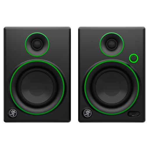 Mackie CR4 4 in. Creative Reference Multimedia Monitors (Pair) - Bananas at Large