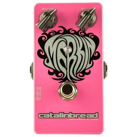 Catalinbread Merkin Fuzz Pedal - Bananas At Large®