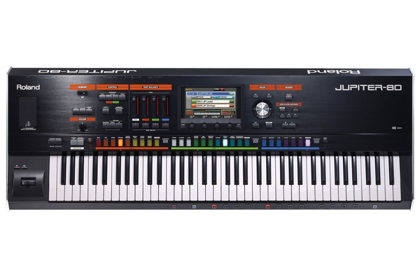 Roland JUPITER-80 76 Key Synthesizer