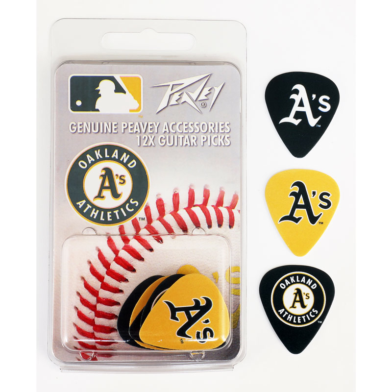Peavey MLB Oakland A's Pick Pack  (12 Per Package) - Bananas at Large
