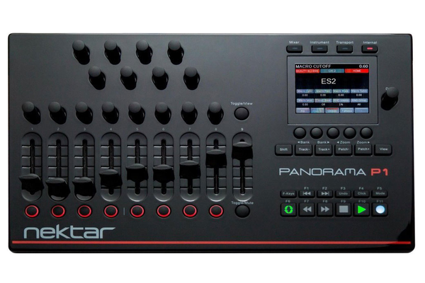 Nektar Panorama P1 Premium USB Control Surface with Nektar Deep DAW Integration