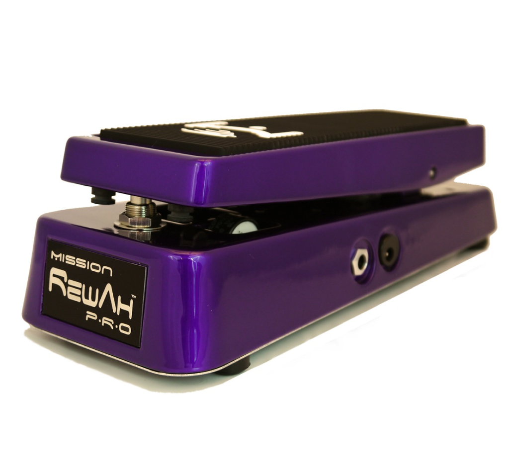 Mission Engineering ReWah Pro Candy Purple Pedal - Bananas at Large