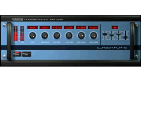 IK Multimedia T-RACKS CSR PLATE REVERB [Download] - Bananas At Large®