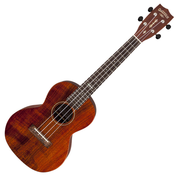 Gretsch G9120-SK Tenor Koa Ukulele with Gig Bag - Natural - Bananas At Large®