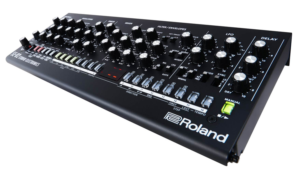 Roland SE-02 Analog Synthesizer
