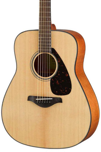 Yamaha FG800 Folk Acoustic Guitar - Natural