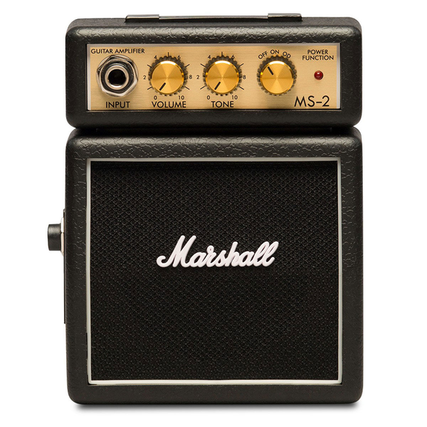 Marshall MS-2 Mini Guitar Amp - Bananas at Large