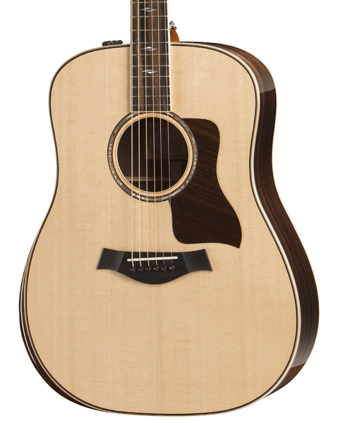 Taylor 810e Deluxe Dreadnought Acoustic Electric Guitar with Case - Bananas at Large - 1