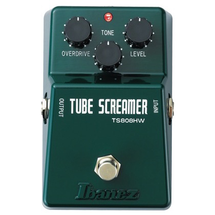 Ibanez Tube Screamer TS808 Hand Wired - Bananas At Large®