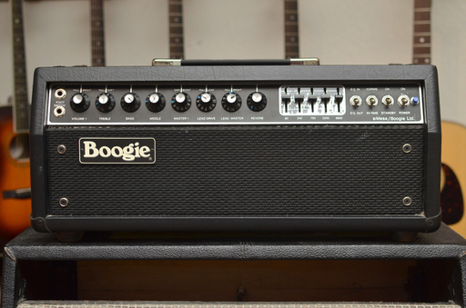 Mesa Boogie Mark II Prototype Custom Made for Jorge Santana (Pre-Owned)(Jorge Santana Private Collection) - Bananas at Large - 1