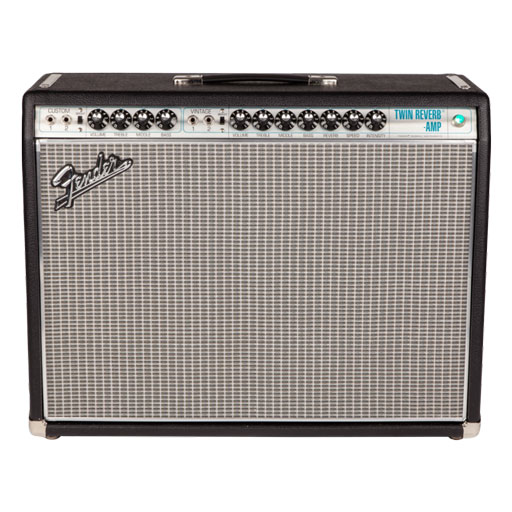 Fender 68 Custom Twin Reverb 85 Watt Combo Amp - Bananas At Large®