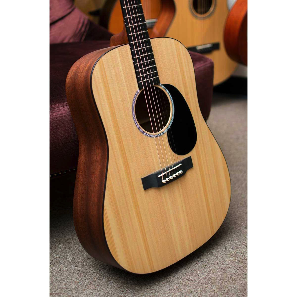 Martin DRSGT Road Series Acoustic Electric Guitar with Case - Bananas at Large - 3