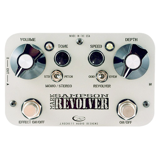 J. Rockett Mark Sampson Series Revolver Pedal - Bananas At Large®