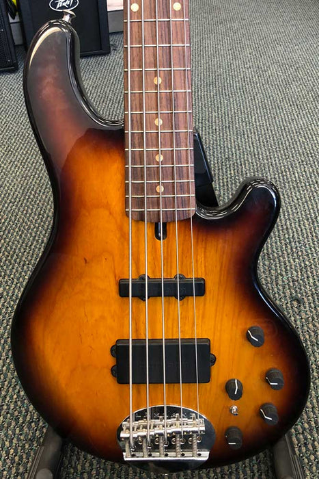 Lakland 55-02 5-String Electric Bass (Pre-Owned)
