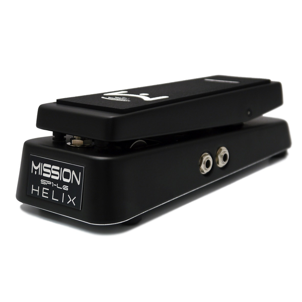Mission Engineering SP1‐L6H Expression pedal  for  Line 6 Helix - Black - Bananas at Large
