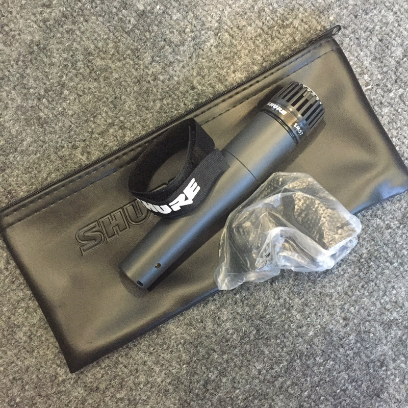 Shure SM57-LC REFURB B Stock (Pre-Owned) - Bananas at Large