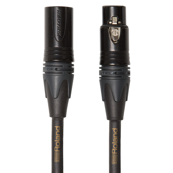 Roland RMC-GQ15 Gold Series 15ft Quad Microphone Cable