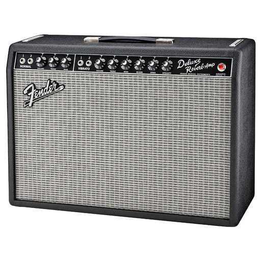 Fender 65 Deluxe Reverb, 120V - Bananas at Large
