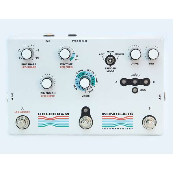Hologram Electronics Infinite Jets Resynthesizer