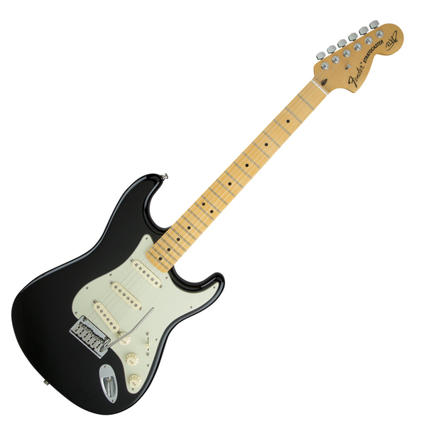 Fender The Edge Strat with Maple Fingerboard - Black - Bananas At Large®