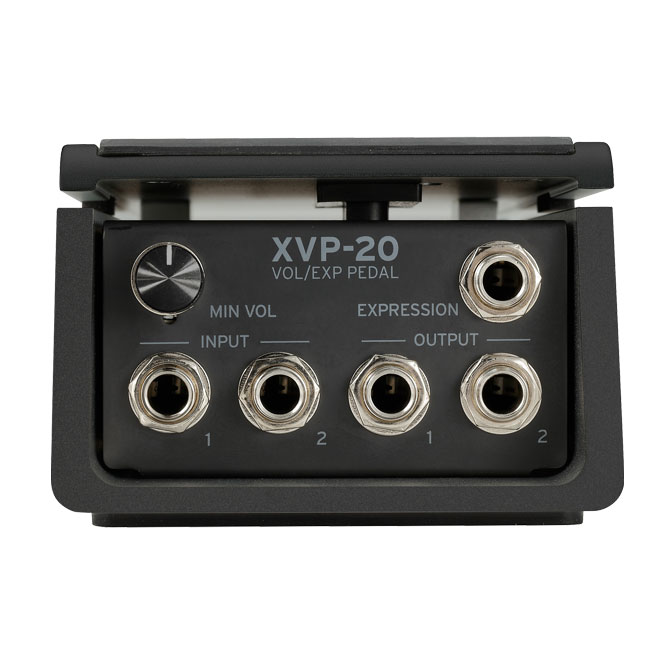 Korg XVP-20 Volume/Expression Pedal - Bananas at Large - 2