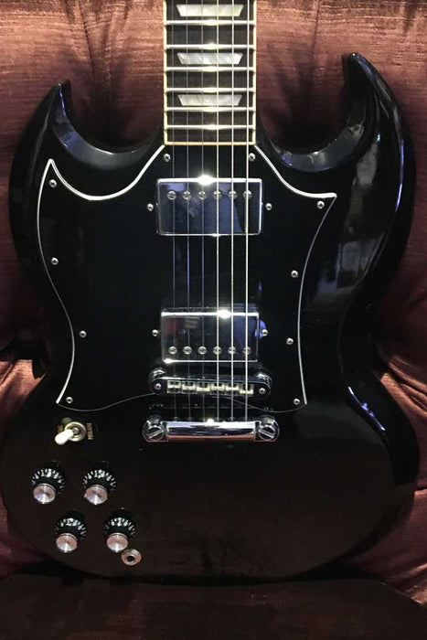 2011 Left-Handed Gibson SG Standard Electric Guitar (Pre-Owned)