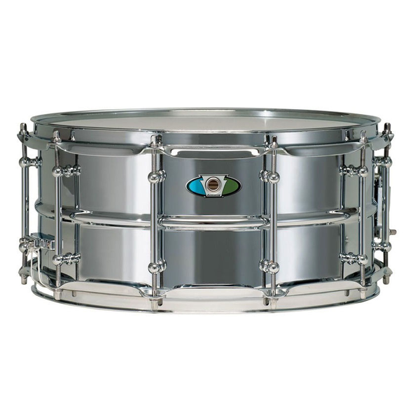 Ludwig LW5514SL Supralite Steel Snare - Bananas at Large