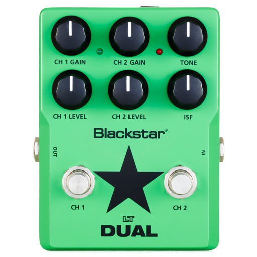 Blackstar LT DUAL Guitar Pedal - Bananas At Large®