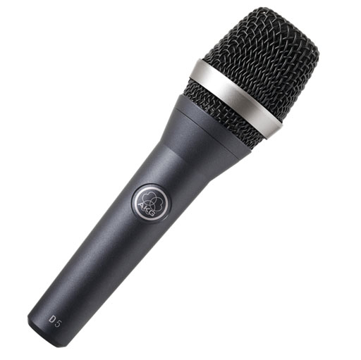 AKG D5 Professional Dynamic Vocal Microphone - Bananas At Large®