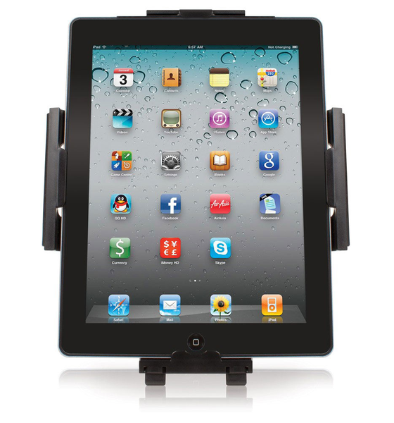Ultimate Support HYP-100LT Hyper Series 3-in-1 Professional iPad Stand - Bananas at Large - 1