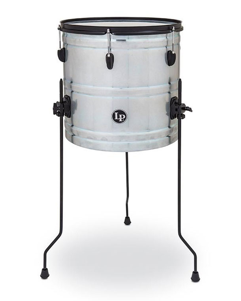 Latin Percussion LP1616 RAW 16 in. Street Cans - Bananas at Large