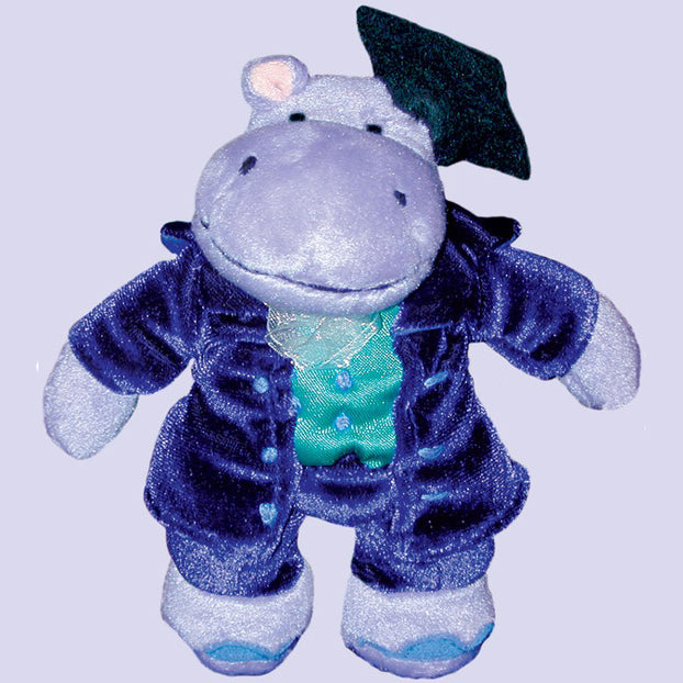 Alfred Music for Little Mozarts: Plush Toy - Professor Haydn Hippo