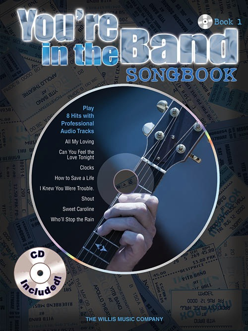 You're in the Band – Songbook 1 - Bananas at Large