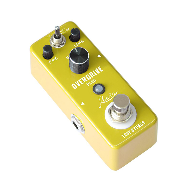 Rowin LEF302B Overdrive Pedal - Upgraded - Bananas at Large