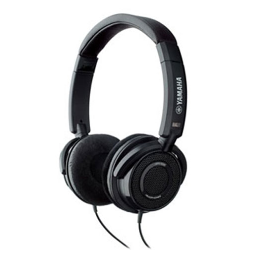 Yamaha HPH-200 Headphones, Black - Bananas at Large