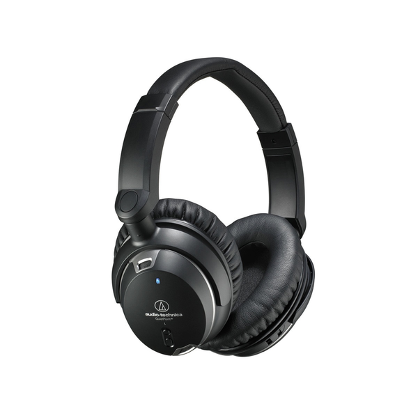 Audio Technica ATH-ANC9 QuietPoint Active Noise-Cancelling Headphones - Bananas At Large®